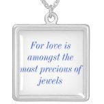 for her pendants