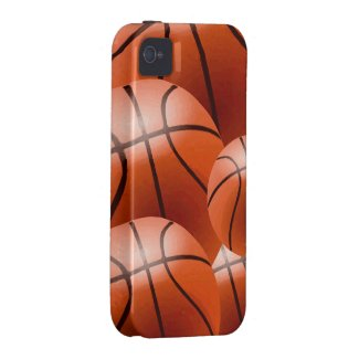 For Him Modern Graphic Basketball iPhone