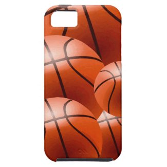 For Him Modern Graphic Basketball iPhone 5 Iphone 5 Case