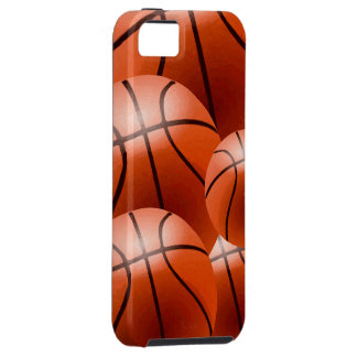 For Him Modern Graphic Basketball iPhone 5 iPhone SE/5/5s Case