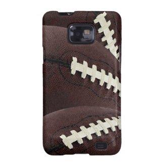 For Him Modern Graphic Football Samsung Galaxy S2