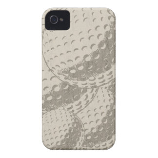 For Him Modern Graphic Golf ball iPhone iPhone 4 Case