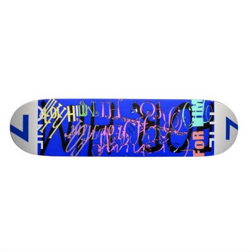 For him skate deck