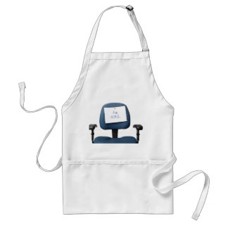 For Hire Adult Apron