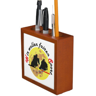 For horses and equestrian sports lover pin owner pencil holder
