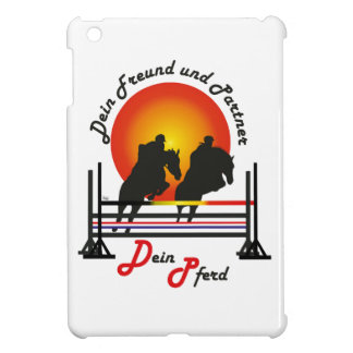 For horses + Equestrian sports lover iPad mini iPad Mini Covers