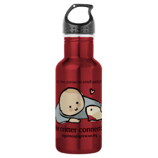 for Humans 18oz Water Bottle