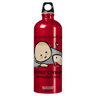 for Humans Aluminum Water Bottle