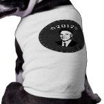 FOR HUNTSMAN 2012 DOG T-SHIRT