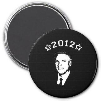 FOR HUNTSMAN 2012 REFRIGERATOR MAGNETS