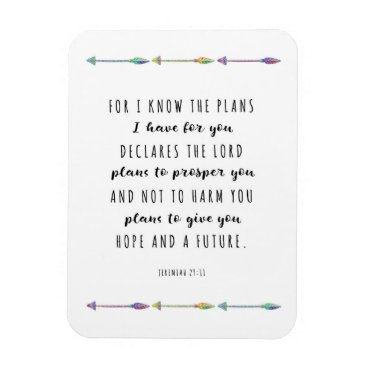 Wedding Themed For I know the plans i have for you Magnet