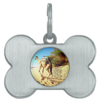 For I know the plans I have ....  Jeremiah 29:11 Pet Name Tags