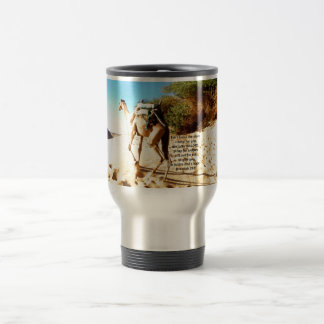 For I know the plans I have ....  Jeremiah 29:11 Travel Mug