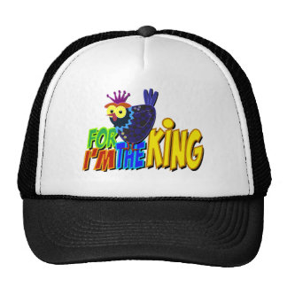 For I'm the King Trucker Hat