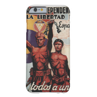 For independence and to freedom_Propaganda Poster Barely There iPhone 6 Case