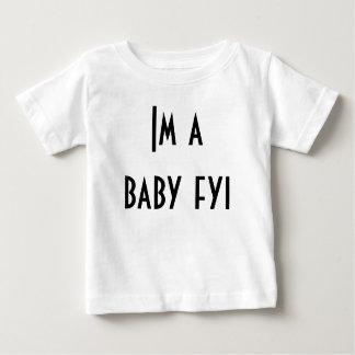 For infants t-shirt