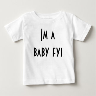 For infants tees
