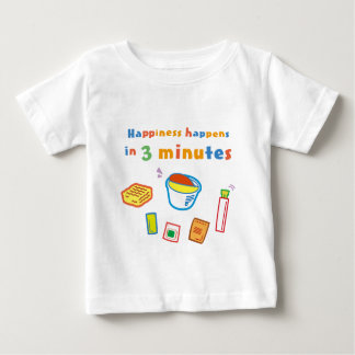 for instant noodle lovers baby T-Shirt