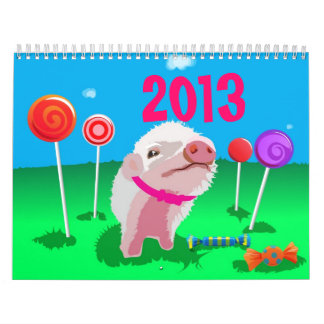 For Kids Calendars