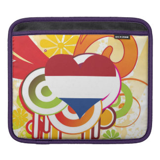 For Kids: Cool Netherlands Sleeve For iPads