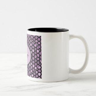 For Lance's family Two-Tone Coffee Mug