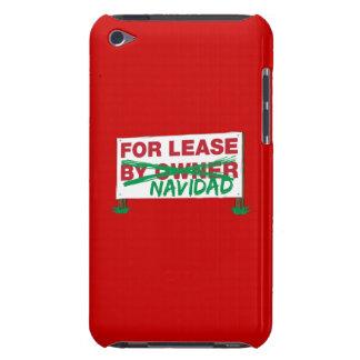 For Lease Navidad - Feliz Navidad Funny Christmas Barely There iPod Case