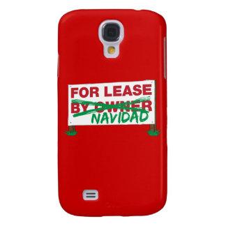 For Lease Navidad - Feliz Navidad Funny Christmas Samsung Galaxy S4 Cover