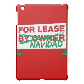 For Lease Navidad - Feliz Navidad Funny Christmas iPad Mini Cases