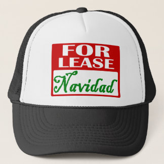 For Lease: Navidad hat