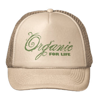 For Life, Organic Trucker Hat