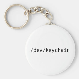 For Linux geeks: the keychain device