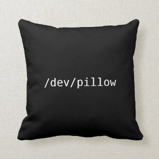 For Linux geeks: the pillow device