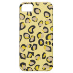 For Love Animal print iPhone 5 Cover