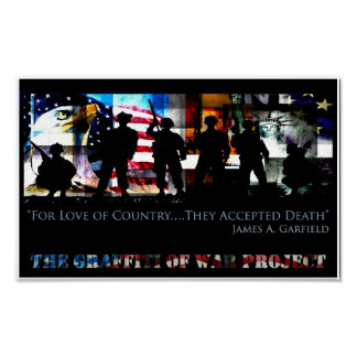 For Love of Country Print