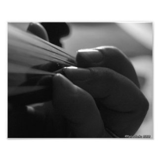 For Love of Strings Photo Print