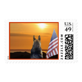 For Love of the Shepherd Postage