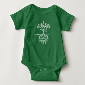 For Love to Grow Baby Jersie Baby Bodysuit
