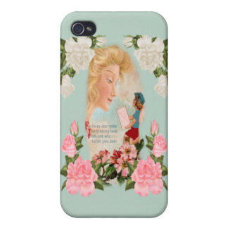 For Loves Dear iPhone 4/4S Cover