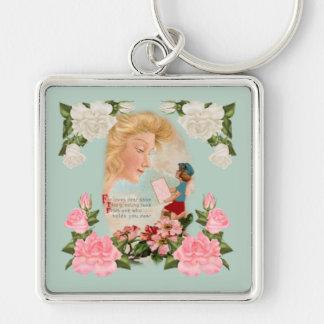 For Loves Dear Keychain