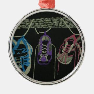 For Missing Children Metal Ornament