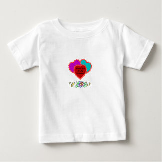 For Mommy and Daddy Valentine T Baby T-Shirt
