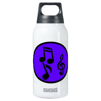 FOR MUSICAL MOMENTS INSULATED WATER BOTTLE