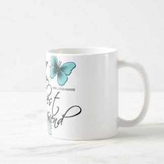 For my Best Friend Classic White Coffee Mug