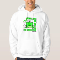 'FOR MY BROTHER' | LYMPHOMA SUPPORT | FROG HOODIE