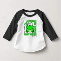 'FOR MY BROTHER' | LYMPHOMA SUPPORT | FROG T-Shirt