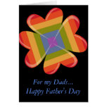 For my Dads... Greeting Cards