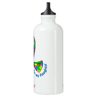 For My Daughter Autism SIGG Traveler 0.6L Water Bottle