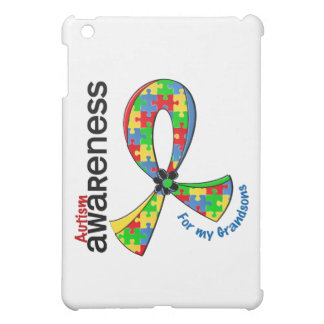 For My Grandsons Autism iPad Mini Cover