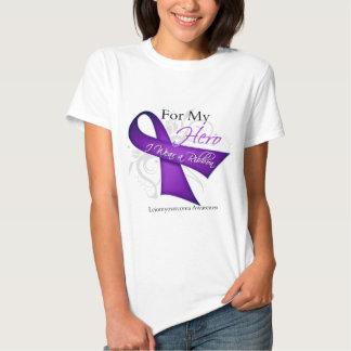 For My Hero I Wear a Ribbon Leiomyosarcoma