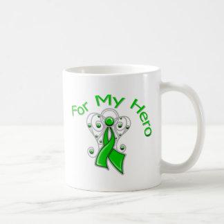 For My Hero Traumatic Brain Injury Classic White Coffee Mug